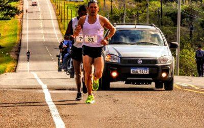 Ariel Benítez, campeón de la XIX Maratón Binacional