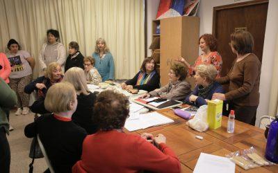 """Integrantes de """"Encuentro"""" visitaron el Instituto de Extensión"""