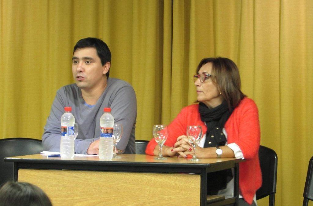 Trabajo Social: taller y conferencia con Manuel Mallardi