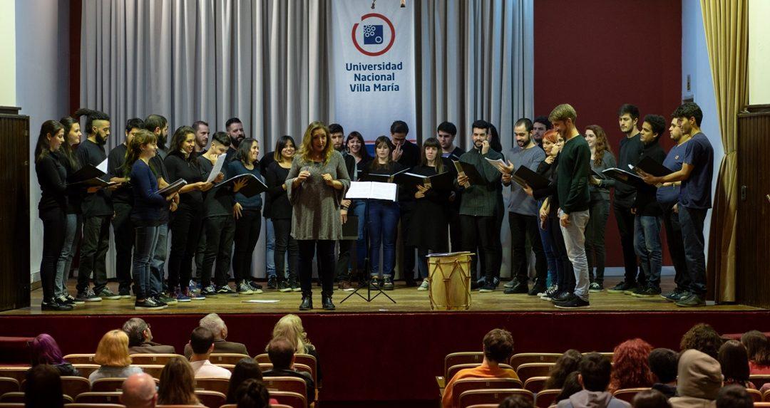Concierto homenaje para celebrar los «20» del Coro Nonino