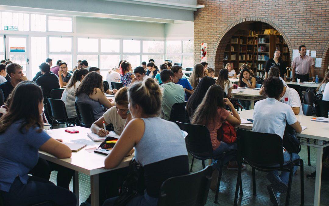 Convocatoria: ayudante-alumno/a para el Curso de Ingreso 2019