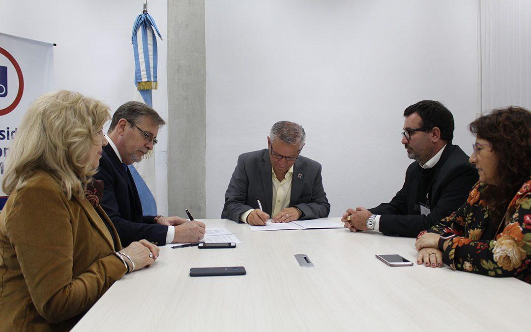 Convenio con la Federación Argentina de Cardiología