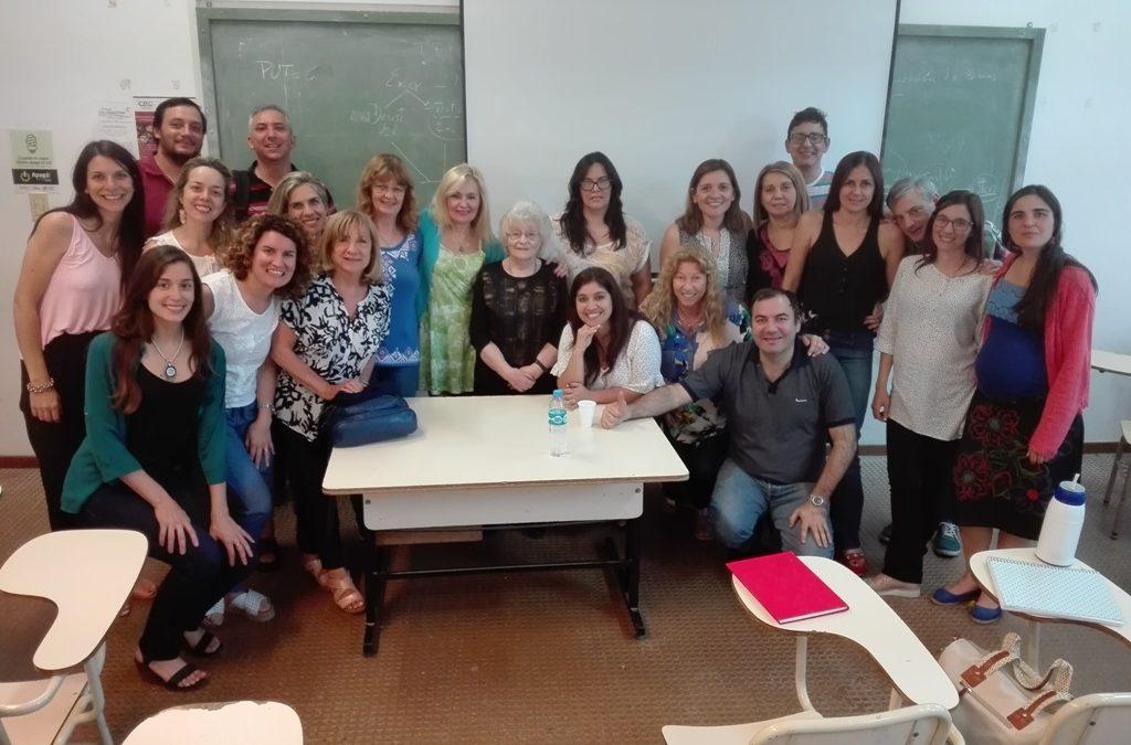 Experta en Currículum dicta seminario en la UNVM