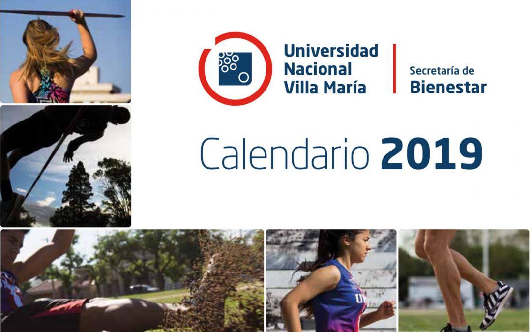 Las fechas son importantes: descargá el Calendario 2019