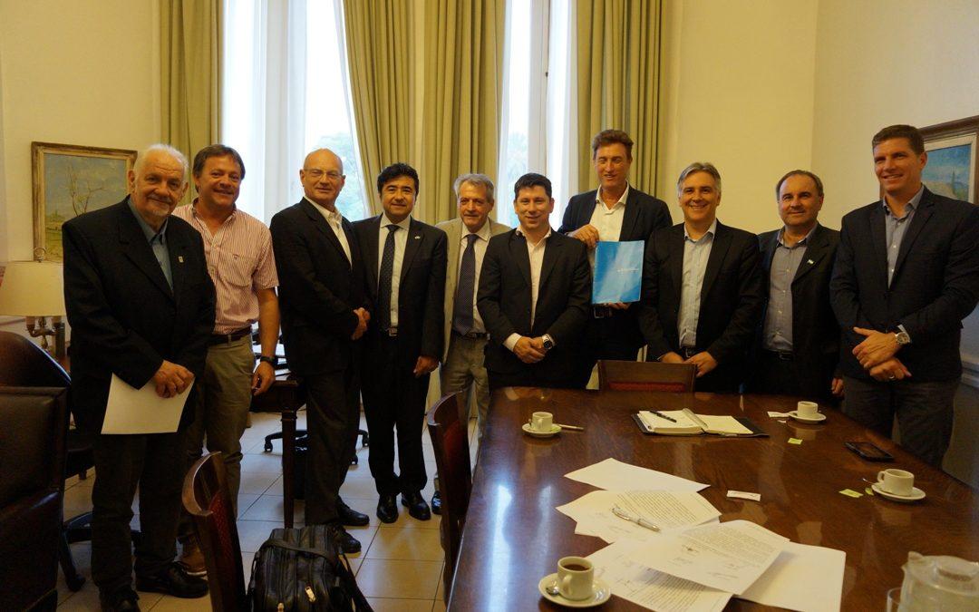 La UNVM consolida su propuesta en San Francisco