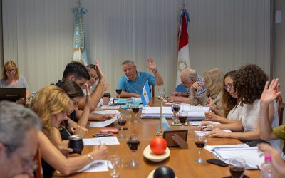 El Consejo Superior de la UNVM reinició sus actividades