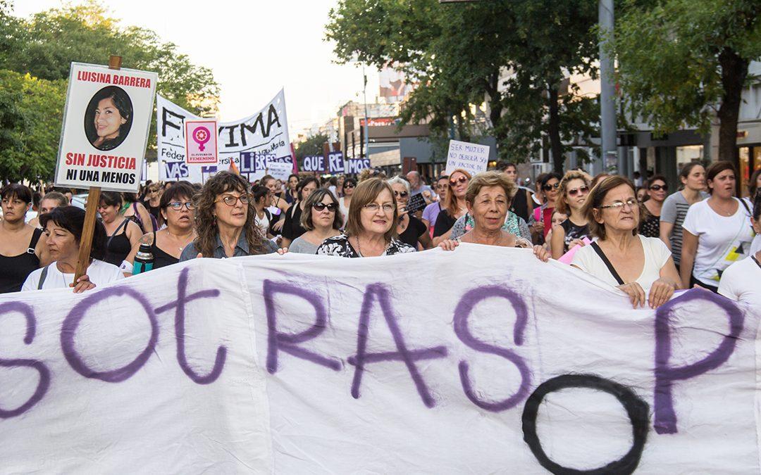 Participación política y social de las mujeres en Villa María