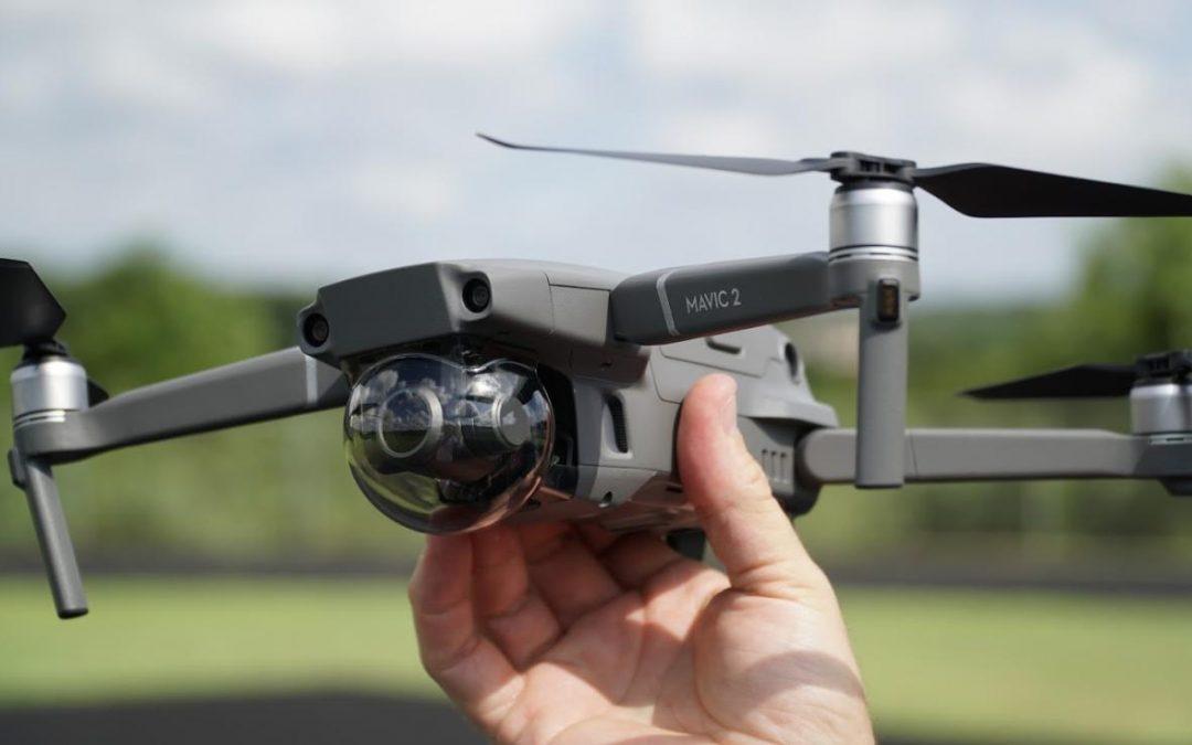 Curso de capacitación de operador de drones