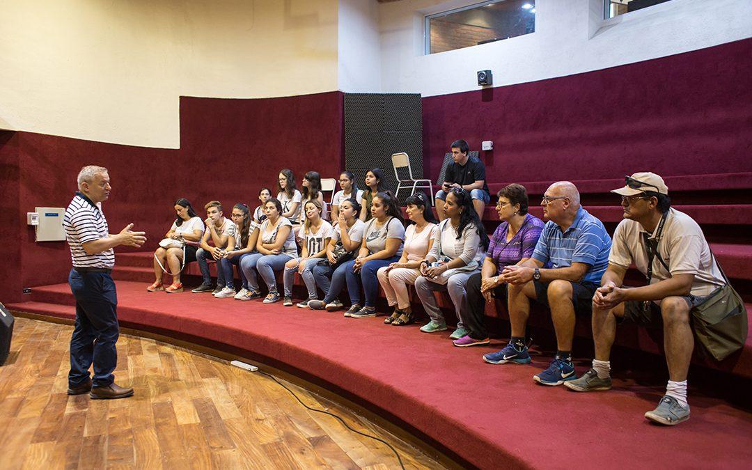 """UniTour"", un recorrido para conocer la UNVM"