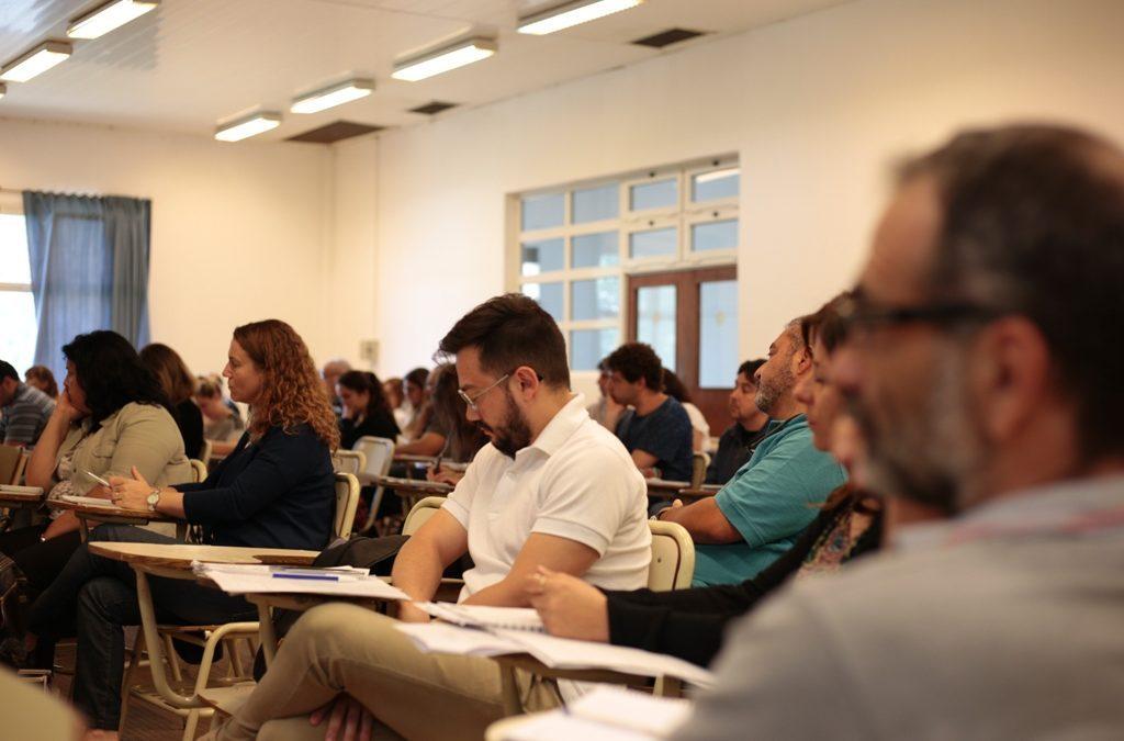 Especialización en Docencia Universitaria: preinscripciones
