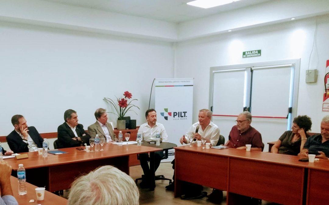 UNVM se reunió con el Comisionado de España