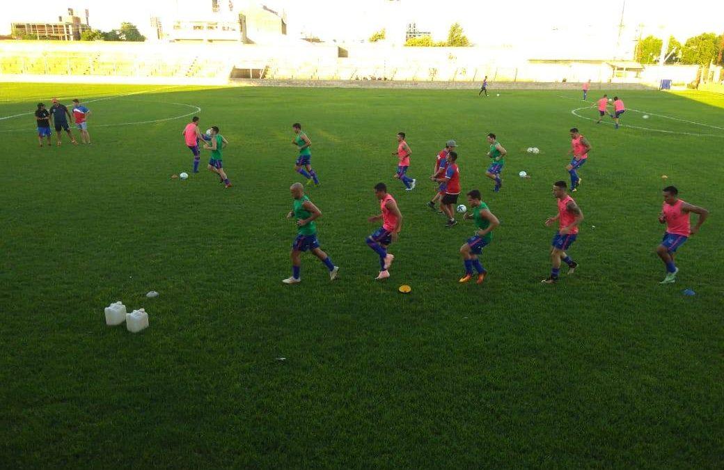 Deportivo Universitario se prepara para el segundo partido