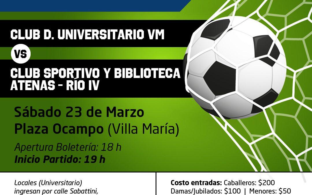 Deportivo Universitario busca acercarse a la clasificación