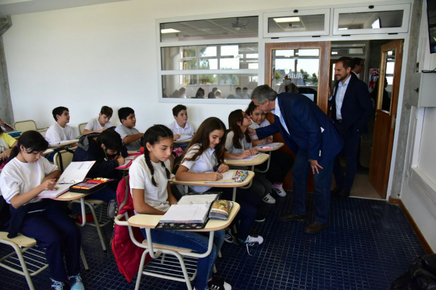Escuela ProA UNVM: Apertura del ciclo lectivo 2019