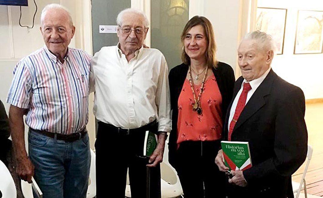 Presentaron libro sobre historias de inmigrantes Villa María
