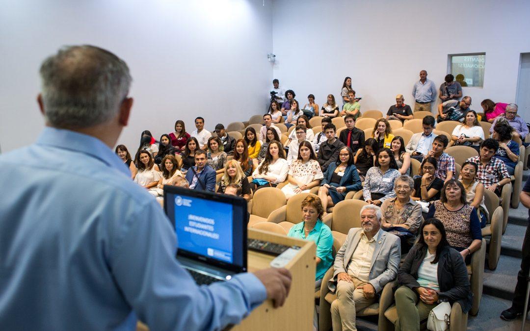 UNVM recibió a sus estudiantes internacionales