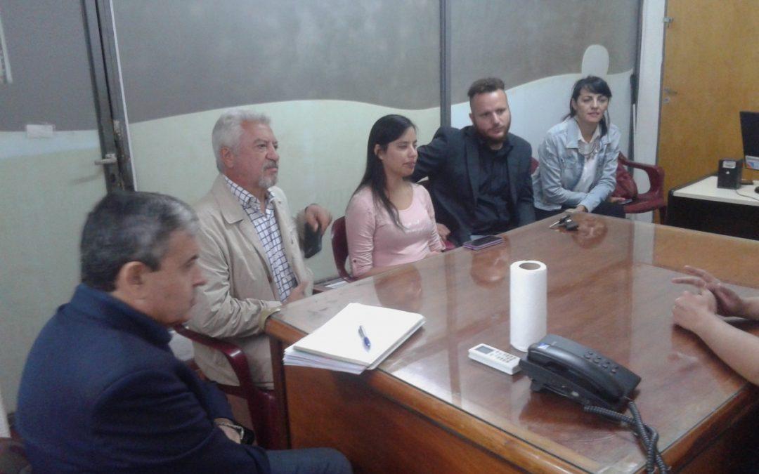 Ventanilla del Emprendedor comenzará a trabajar con Inclutel de Oliva