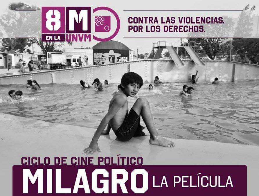 """""""Milagro"""" se proyectará en Córdoba"""
