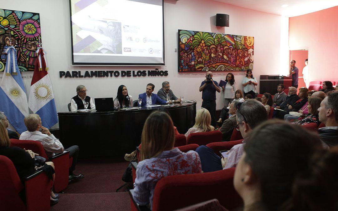 OPP presentó informe sobre derechos de niños y niñas