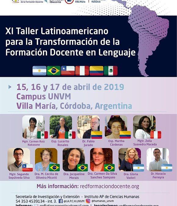 Taller Latinoamericano para la Transformación de la Formación Docente