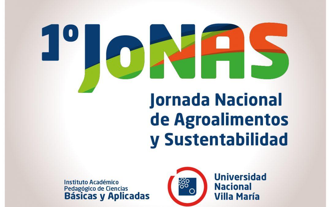 Primera Jornada Nacional de Agroalimentos y Sustentabilidad