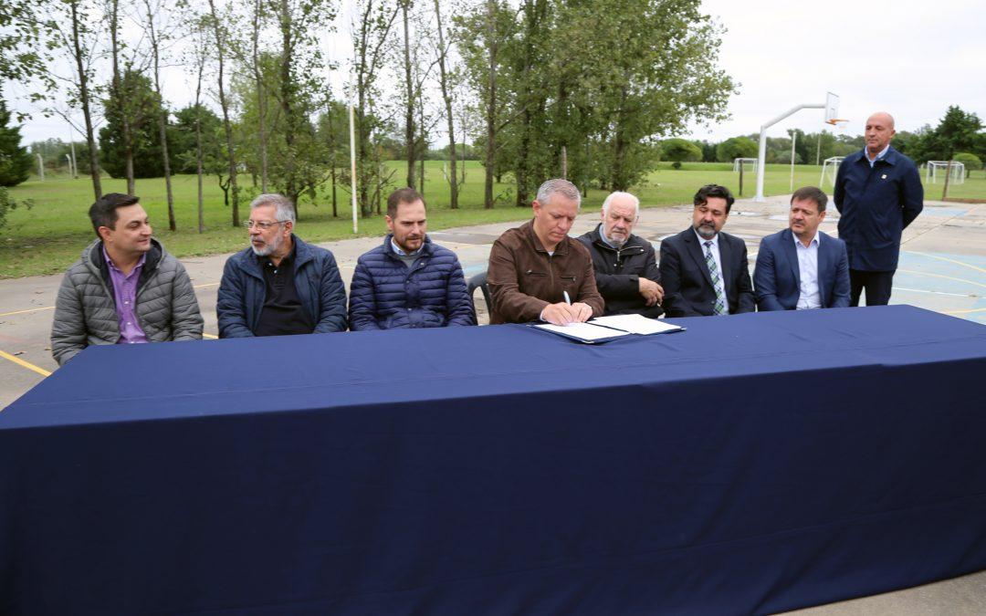 El nuevo Salón de los Deportes se construirá en la UNVM
