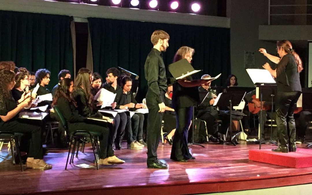 Presentaron ópera experimental «Memorias del Camino»