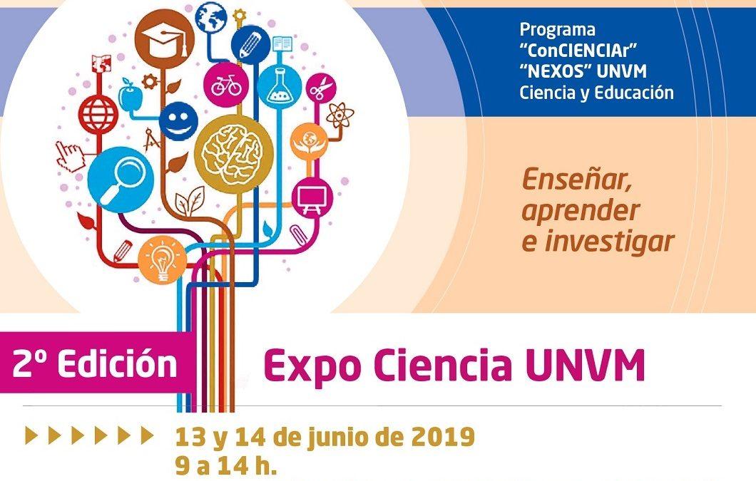 Expo-Ciencia UNVM: tendiendo puentes hacia el conocimiento