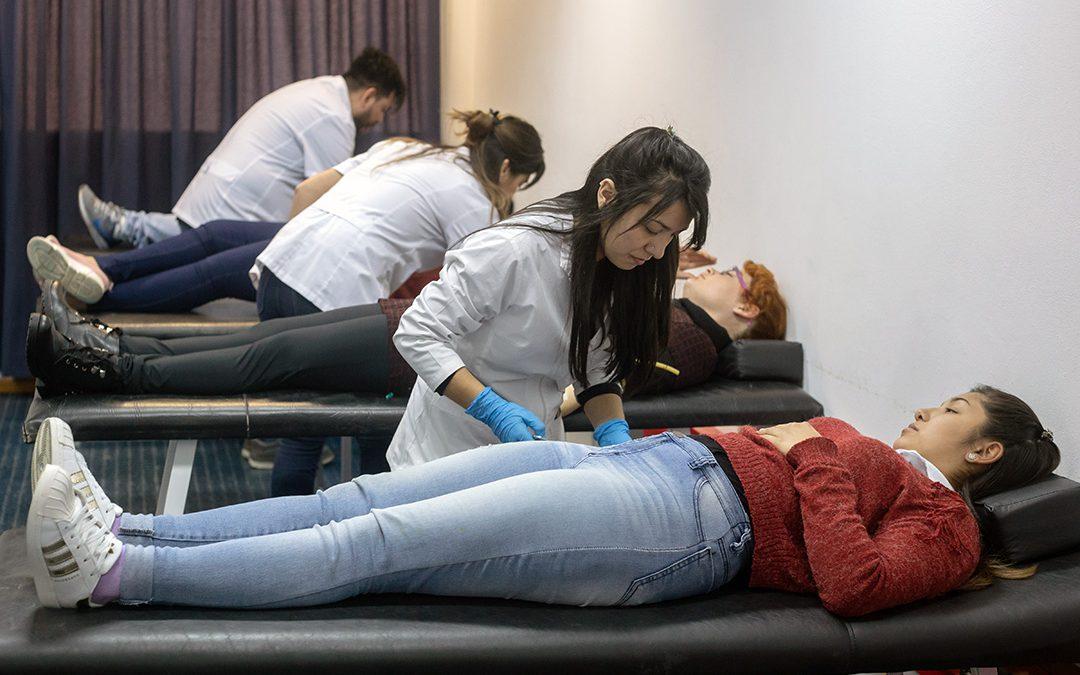 Campaña de Donación de Sangre y Médula Ósea