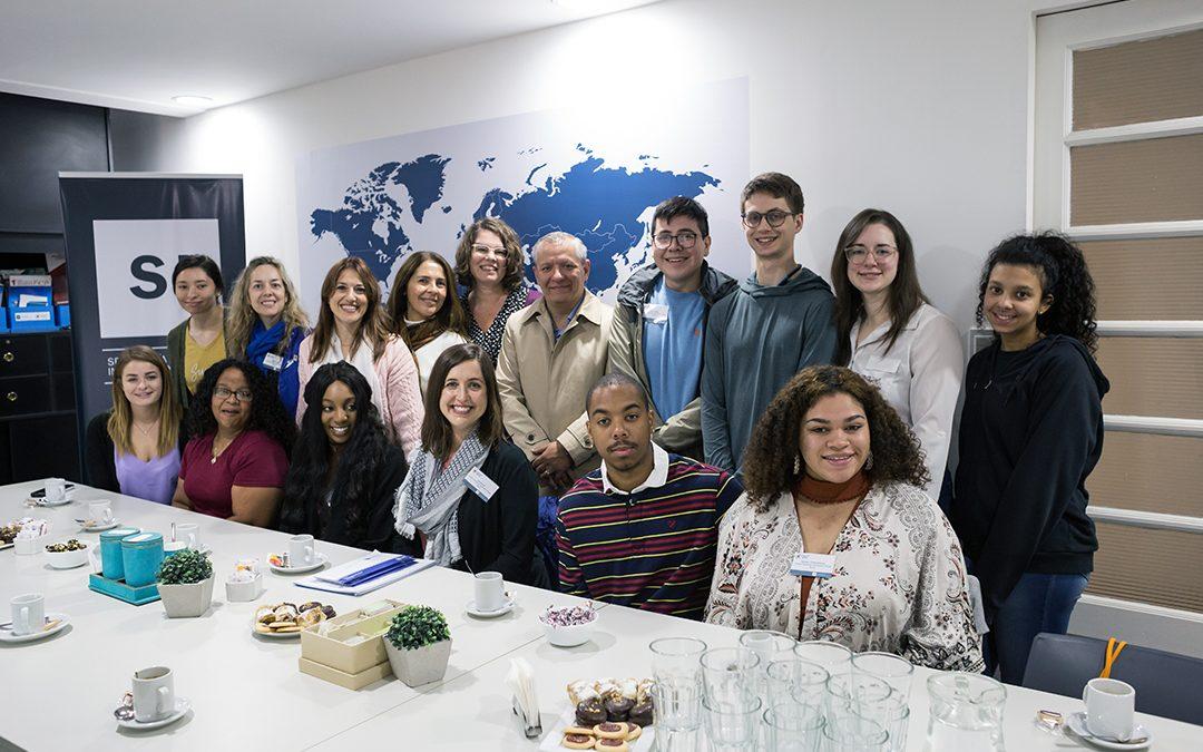 La UNVM recibió a estudiantes de Estados Unidos