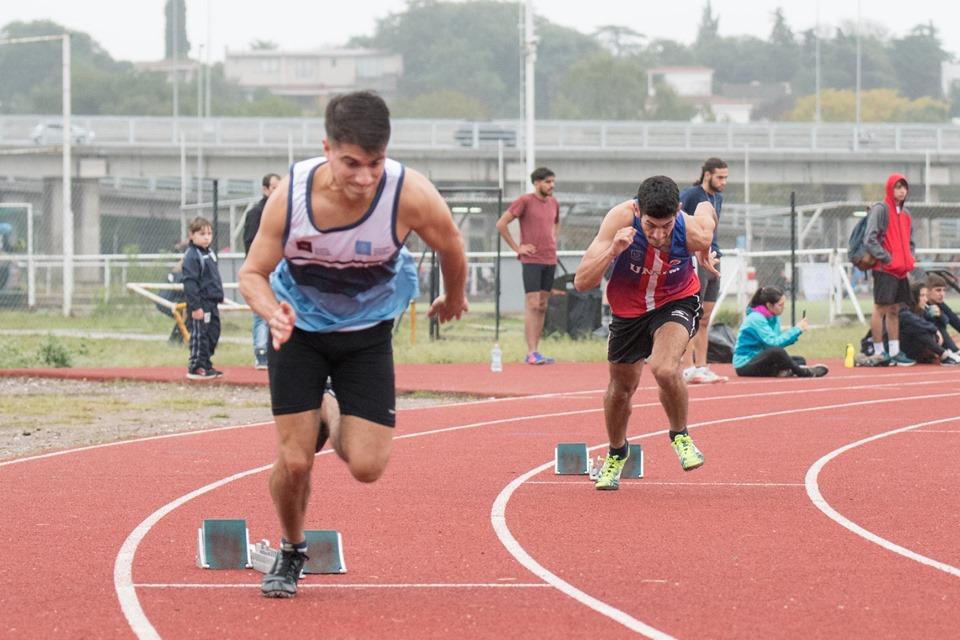 Deportistas de la UNVM en los Juegos Universitarios Cordobeses
