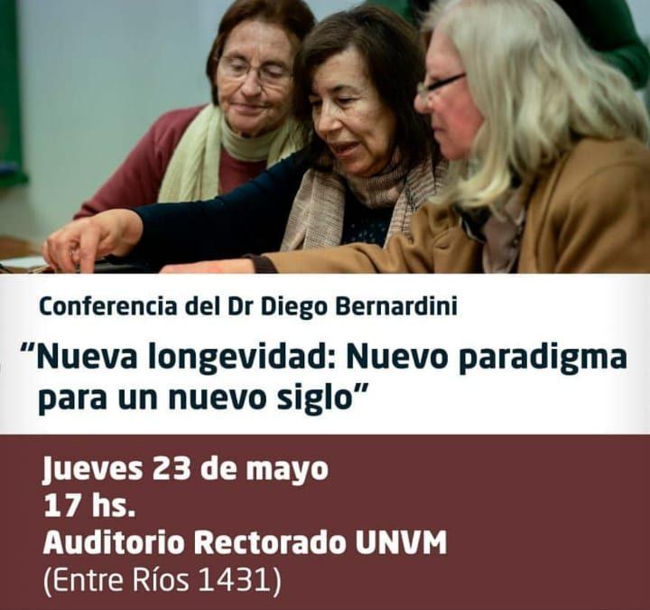 Conferencia sobre Nueva Longevidad