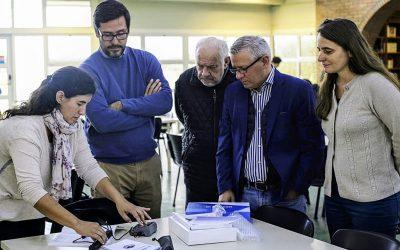 La UNVM incorporó tecnología inclusiva a la Biblioteca
