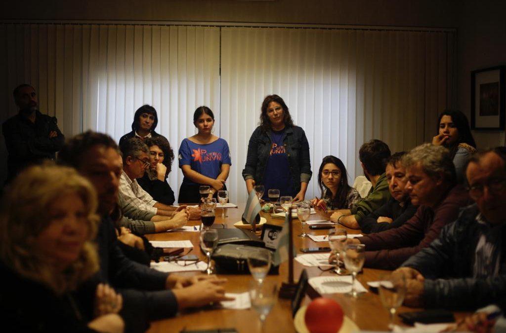 El Consejo Superior avanza en temáticas de género