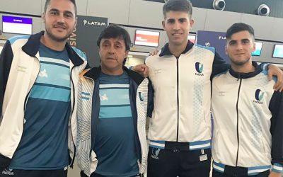 Representantes de la UNVM en selección nacional
