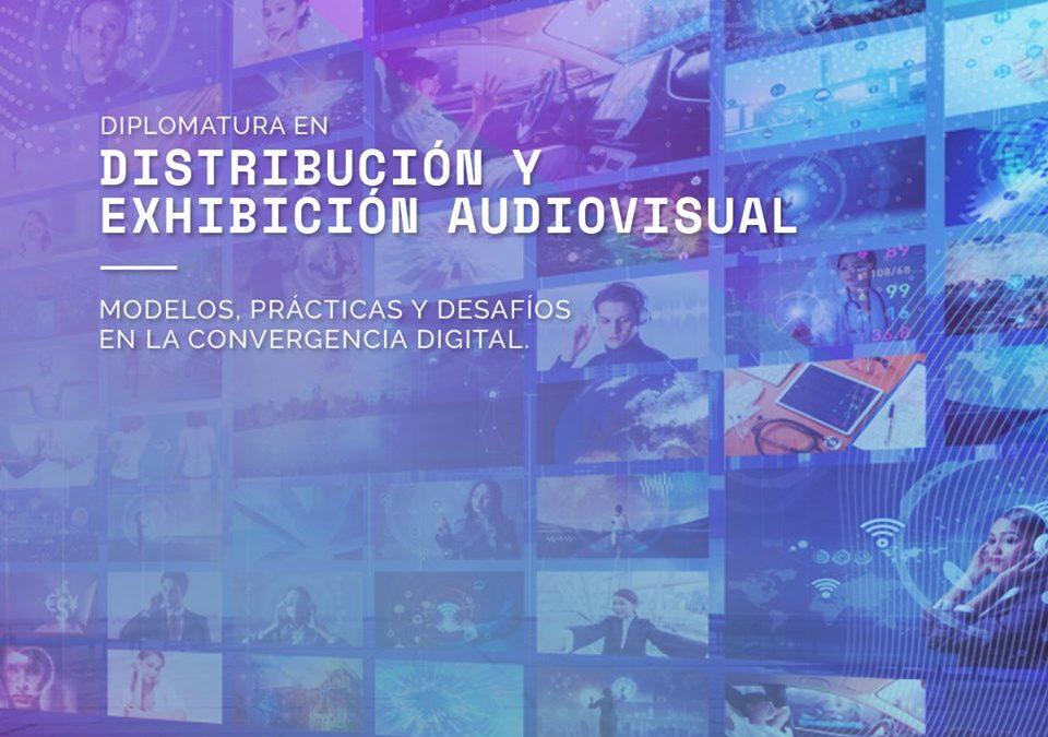 Diplomatura en Distribución y Exhibición Audiovisual