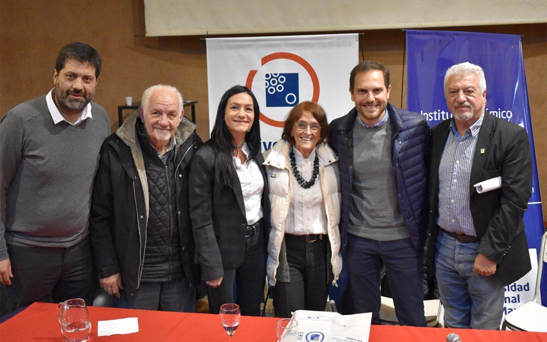 Alcira Argumedo reivindicó el pensamiento latinoamericano
