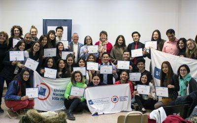 Despedida a estudiantes internacionales