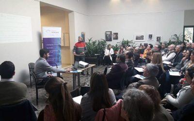 Participación en Jornada de Vinculación Tecnológica