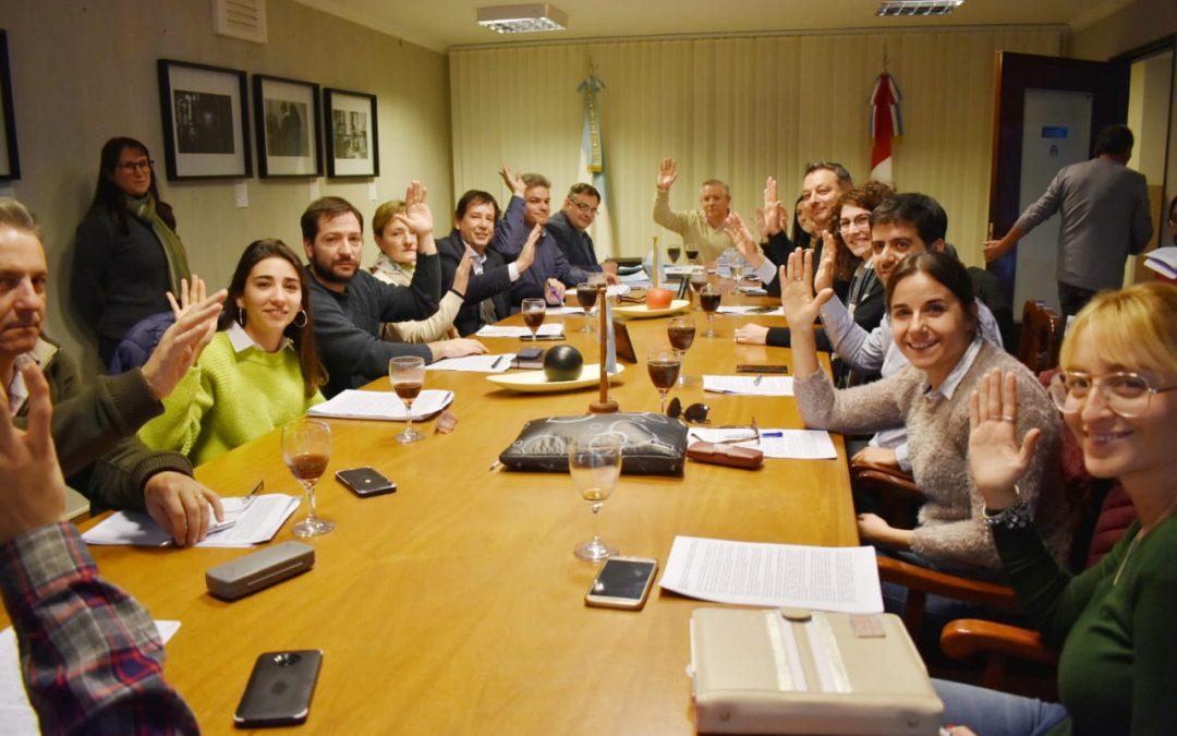 Elecciones Generales en la UNVM