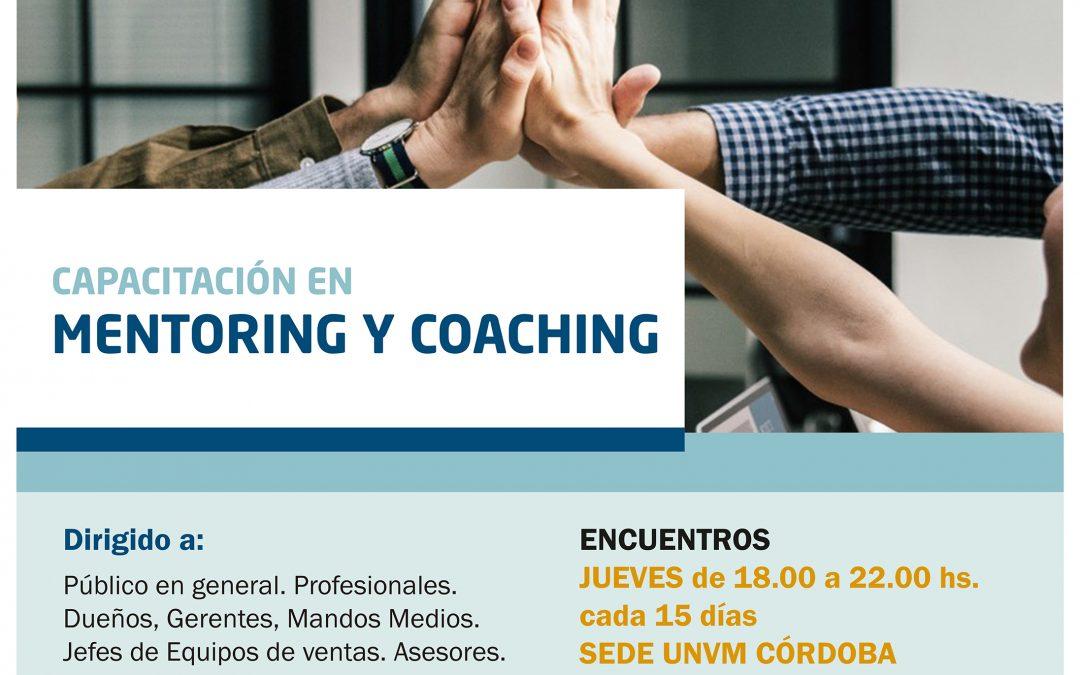Curso Mentoring y Coaching en Sede Córdoba