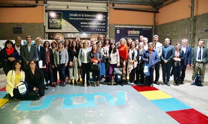 Decanos y decanas de Ciencias Sociales se reúnen en la UNVM