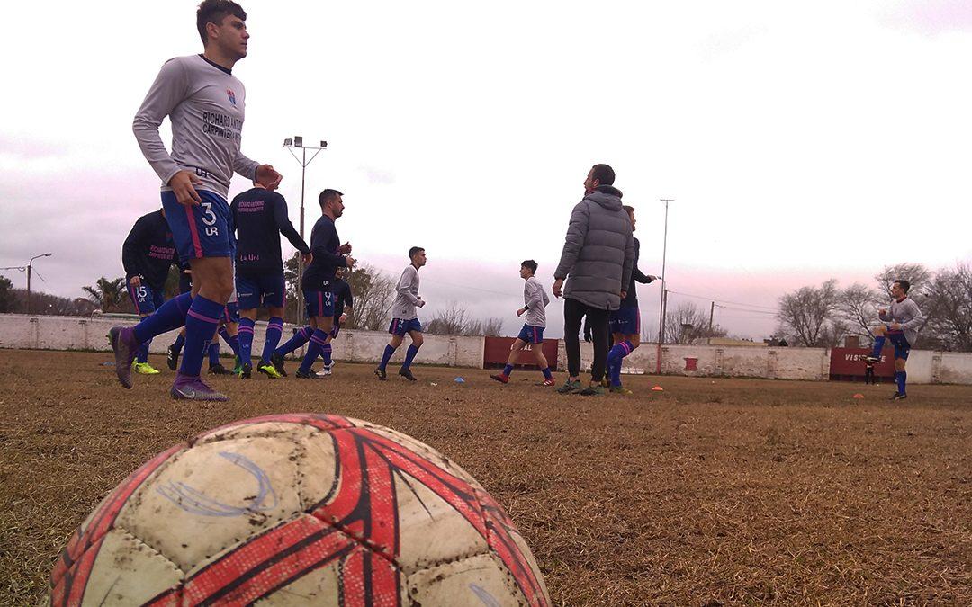 La final de la Liga se juega el domingo en Plaza Ocampo