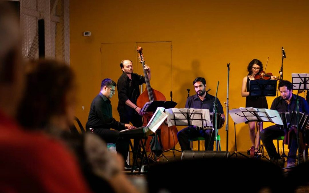 Extensión brindará conciertos con fines solidarios
