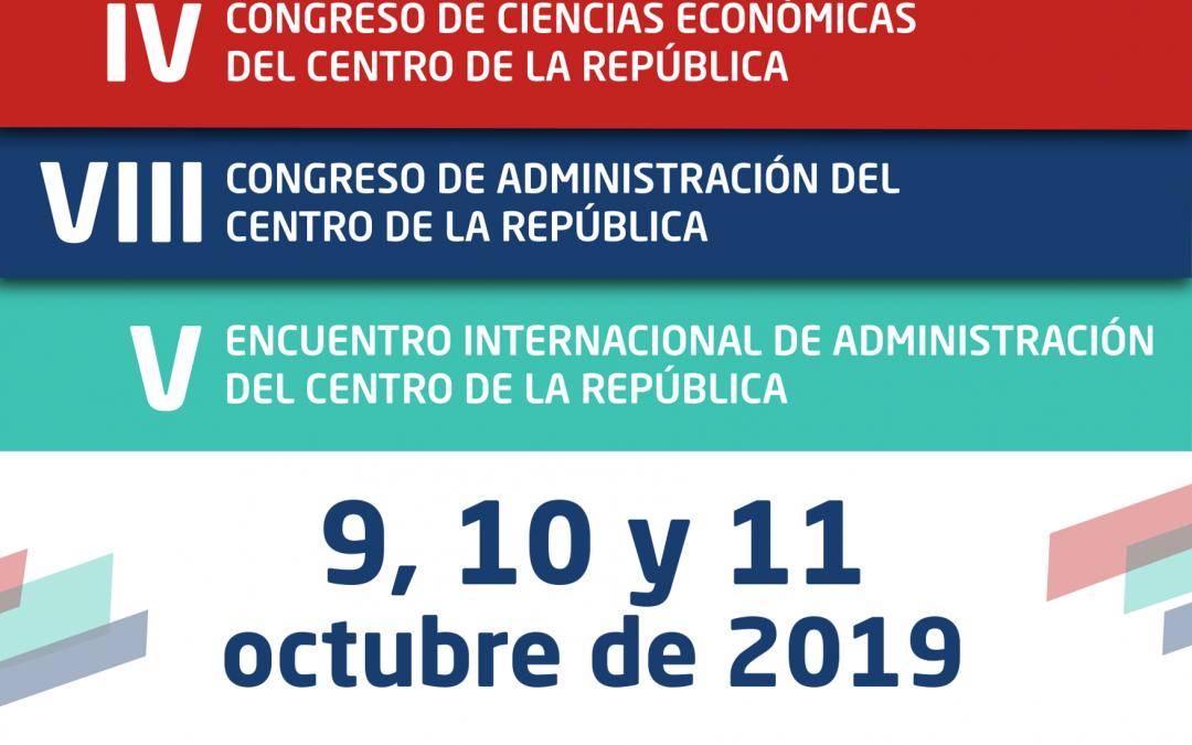 Congreso de Administración del Centro de la República