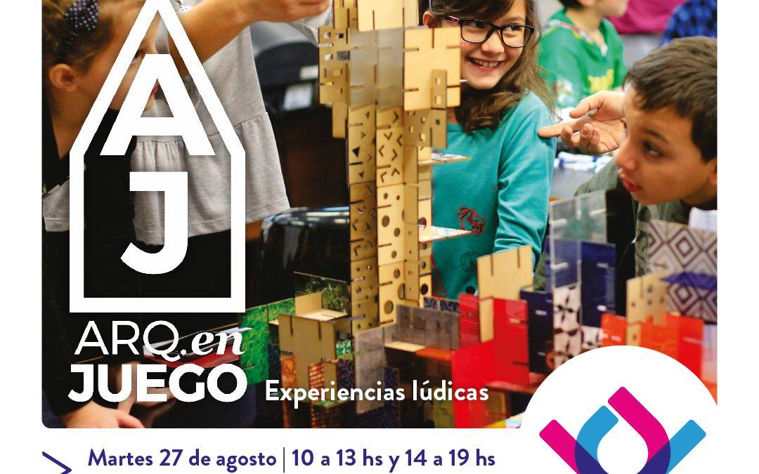 """Llega """"Arquitectura en Juego"""" a la Usina Cultural"""