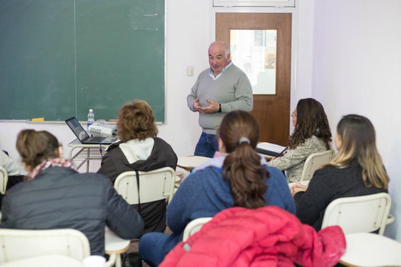Presentaron libros durante la Semana de la Internacionalización