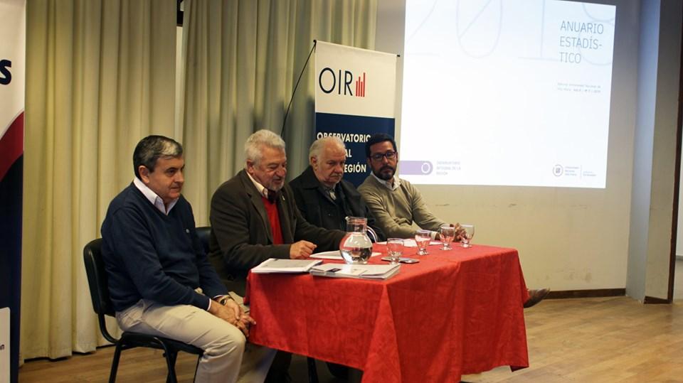 Presentaron el Anuario Estadístico 2018 del OIR