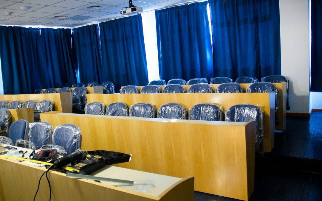Nueva Aula de Posgrado en el Campus