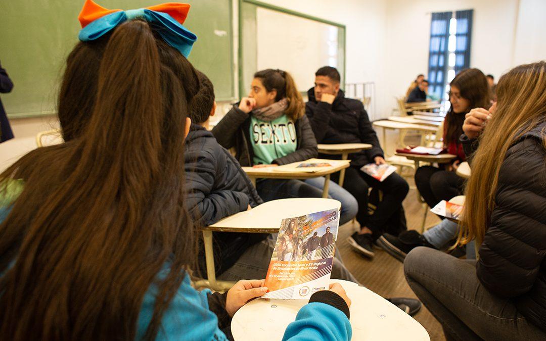 Presentan oferta educativa en la ExpoCarreras 2019